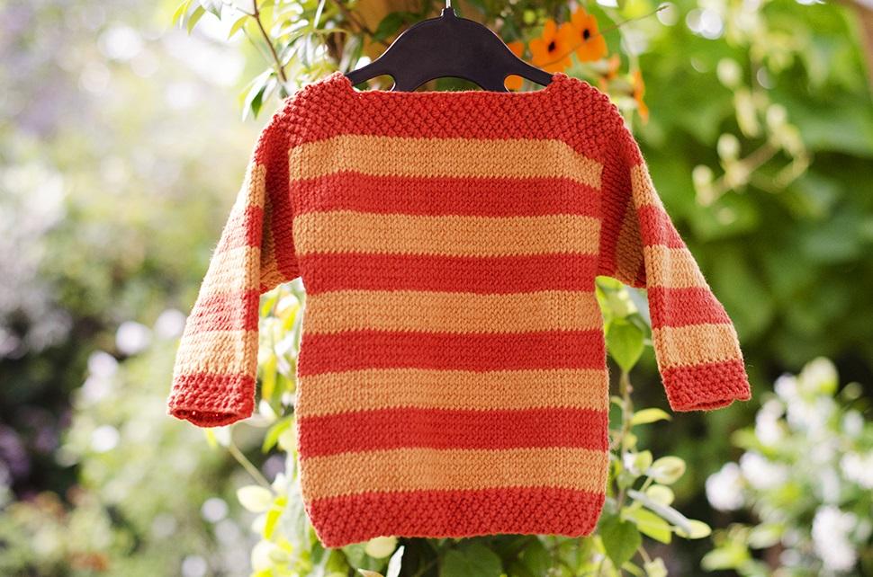 Knitting Project: Chasing Sunbeams