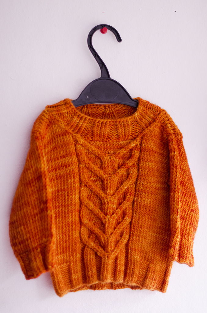 Knitting Project: A Gift From Prometheus