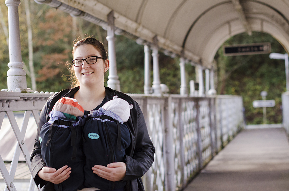 Review The Weego Twin Carrier Meet The Wildes