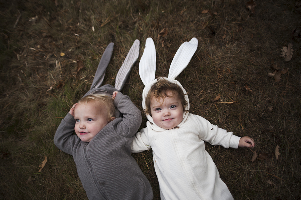 Two Little Bunnies