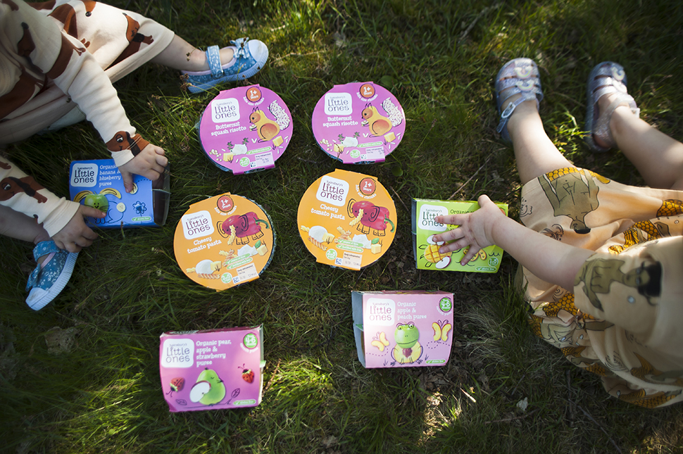 Sainsbury's Little Ones #AD