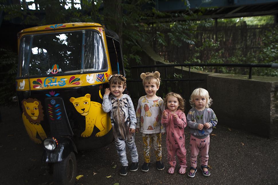 Visiting ZSL London Zoo [AD]