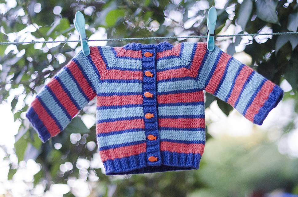 Knitting Project: Kultakala
